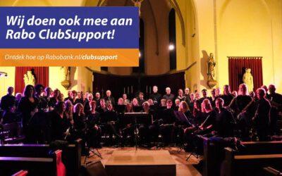 Rabobank ClubSupport van start!